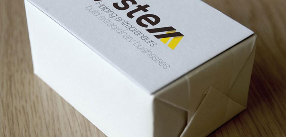 System – Logo design