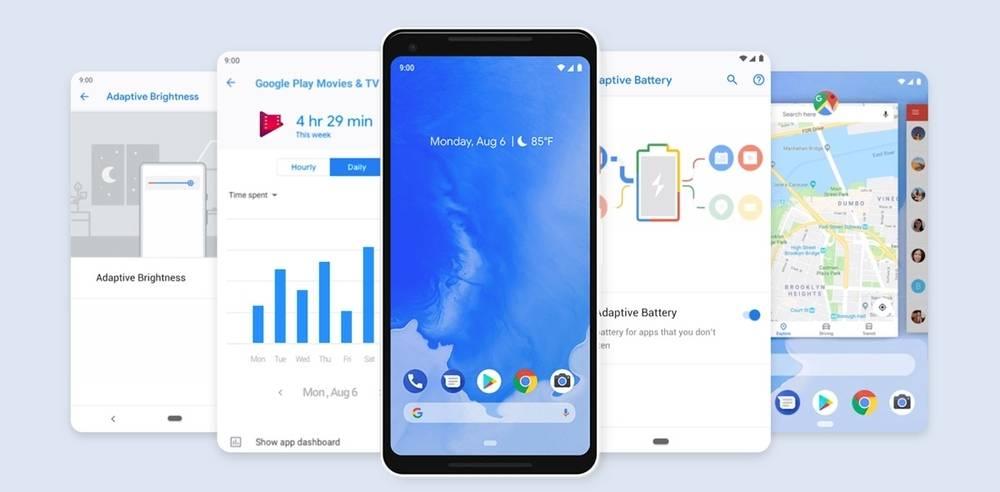 Android 9 Pie, la nueva versión del sistema que se adapta a ti