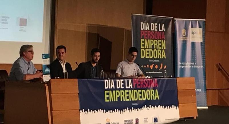 Día de la persona emprendedora en Gran Canaria 2018