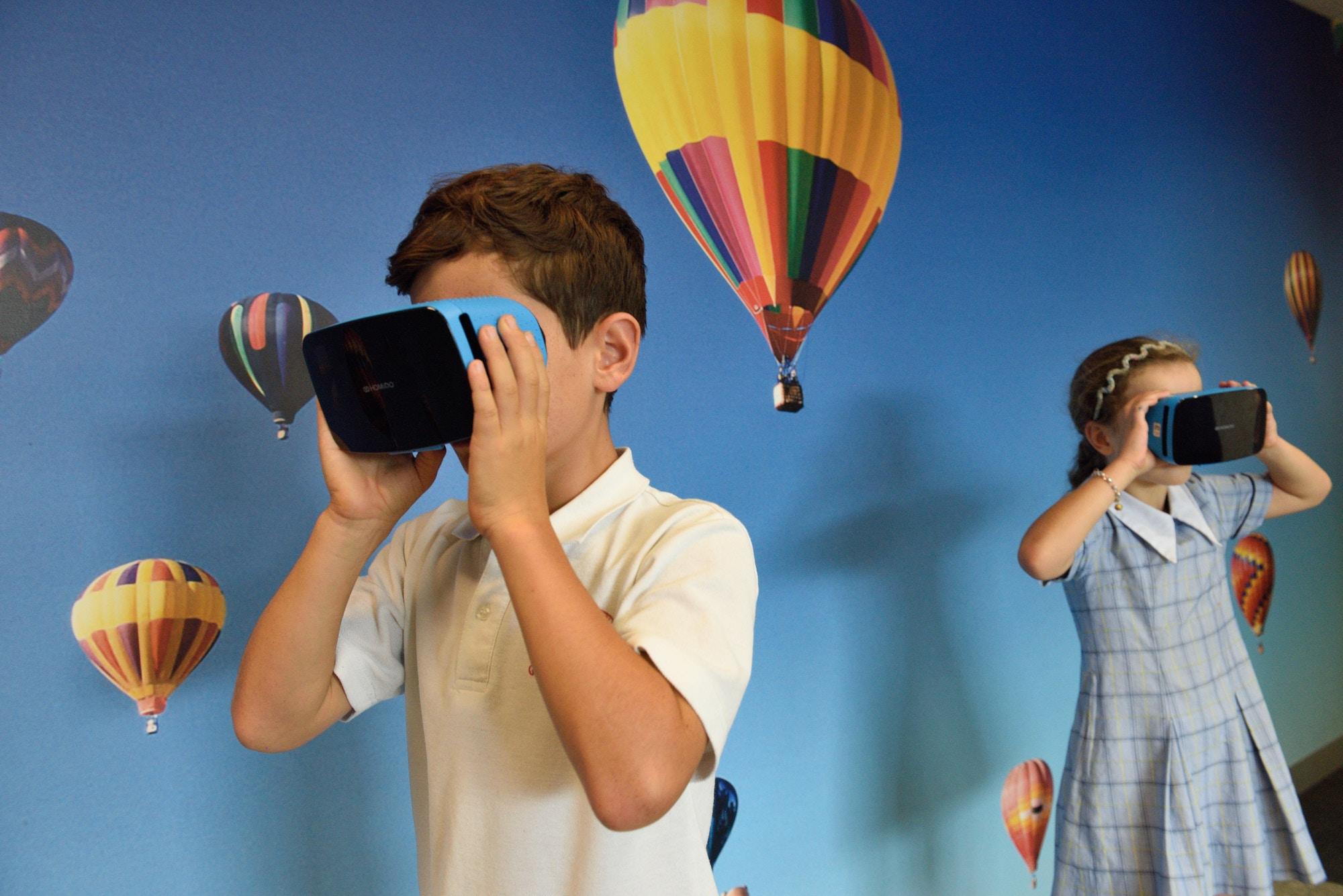 El potencial de la Realidad Virtual