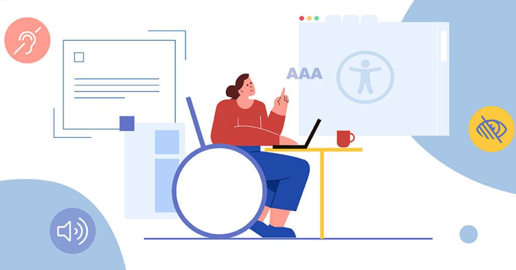 accesibilidad web en empresas