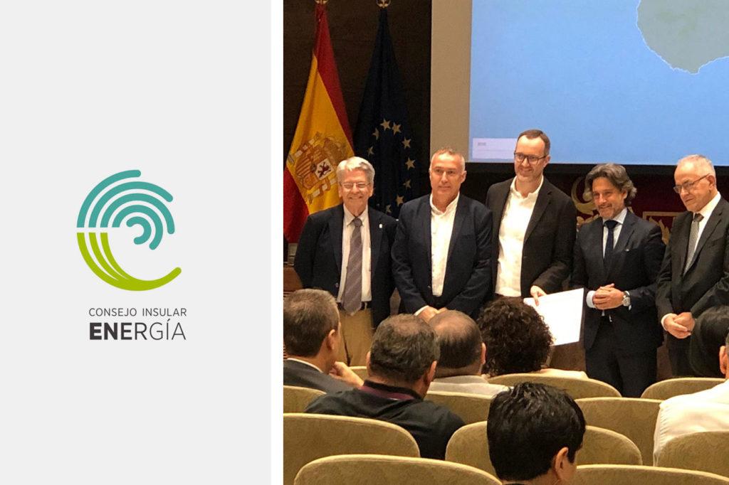 Premio Transparencia Consejo Insular Energía